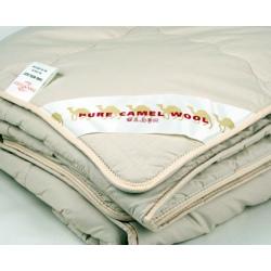Одеяло летнее с наполнителем из верблюжьей шерсти Кэмэл (Дания)
