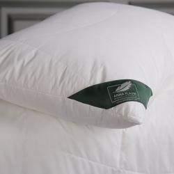 Подушка с наполнителем из овечьей шерсти Flaum Merino (Германия)