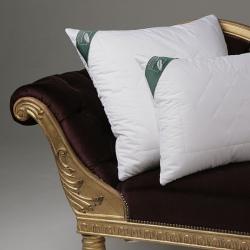 Подушка с наполнителем из хлопка Flaum Baumwolle (Германия)
