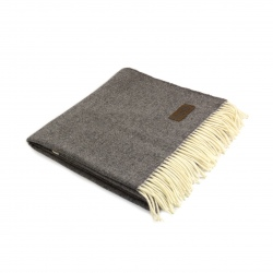 Плед из кашемира и овечьей шерсти Pompei 6100 (Италия)