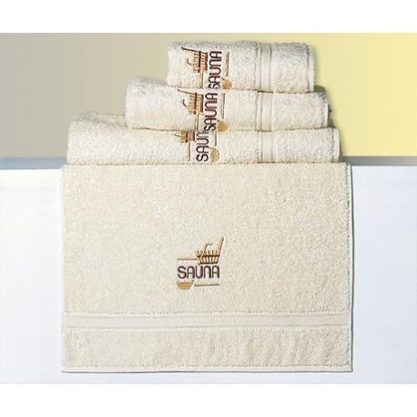 Полотенце махровое Пегги для сауны (Италия)