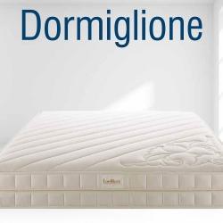Микропружинный матрас Dormiglione со съемным чехлом, Италия