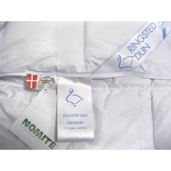 Одеяло пуховое летнее АКВА (Дания)
