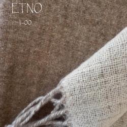 Плед из шерсти австралийского мериноса ETNO 1-00 (Литва)