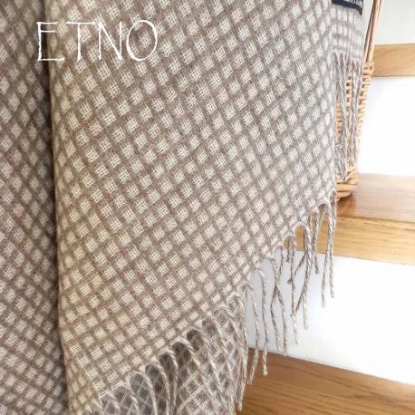Плед из шерсти австралийского мериноса ETNO 2-00 (Литва)