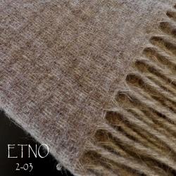 Плед из шерсти австралийского мериноса ETNO 2-03 (Литва)