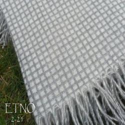 Плед из шерсти австралийского мериноса ETNO 2-21 (Литва)