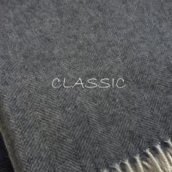 Плед из шерсти австралийского мериноса CLASSIC 7-11 (Литва)