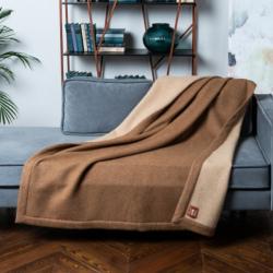 Одеяла из верблюжьей шерсти MARCO - DROBE (Литва)