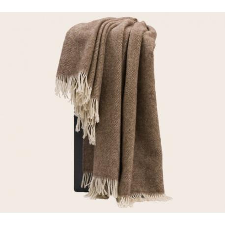Плед из овечьей шерсти Даная, арт. 0134 (Дания)