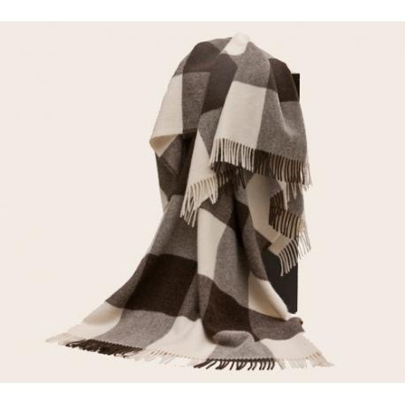 Плед из шерсти альпака и овечьей шерсти Джулиа, арт. 5182 (Дания)