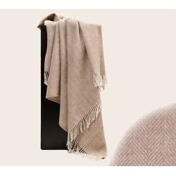 Плед из шерсти альпака и овечьей шерсти Джута, арт. 5153 (Дания)