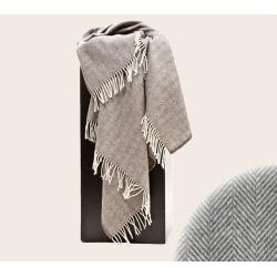Плед из шерсти альпака и овечьей шерсти Джута, арт. 5154 (Дания)